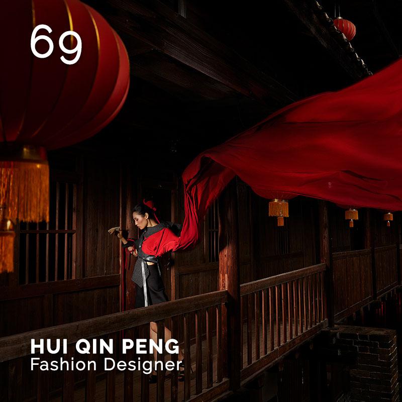 Glamour Affair Vision N.1 | 2019-01 - HUI QIN PENG Fashion Designer - pag. 69