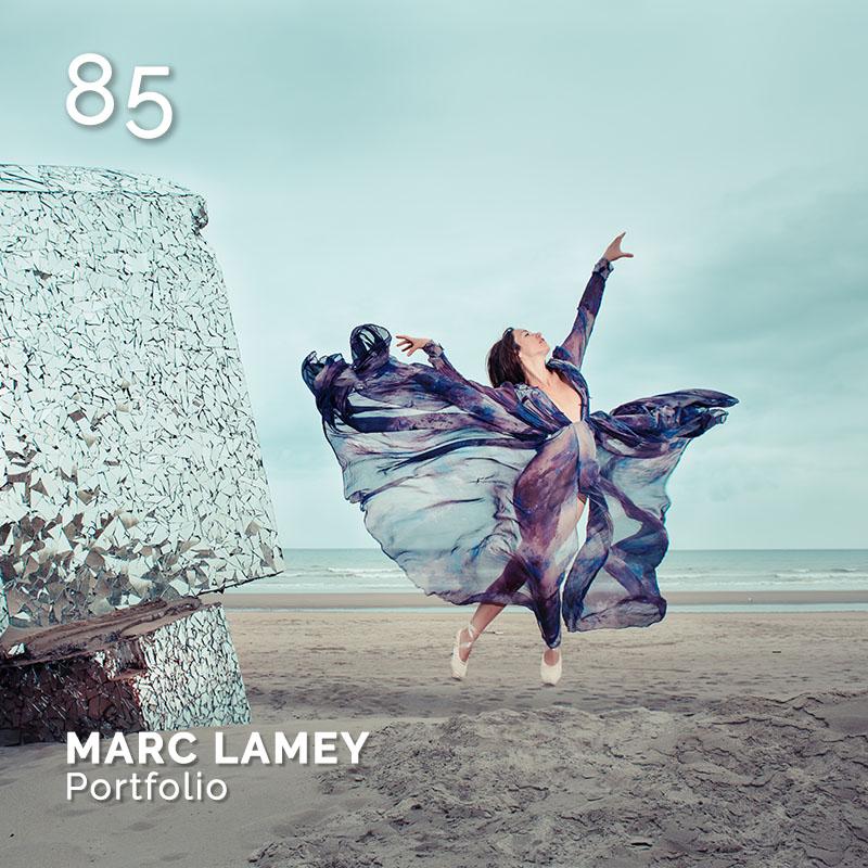 Glamour Affair Vision N.1 | 2019-01 - MARC LAMEY Portfolio - pag. 85