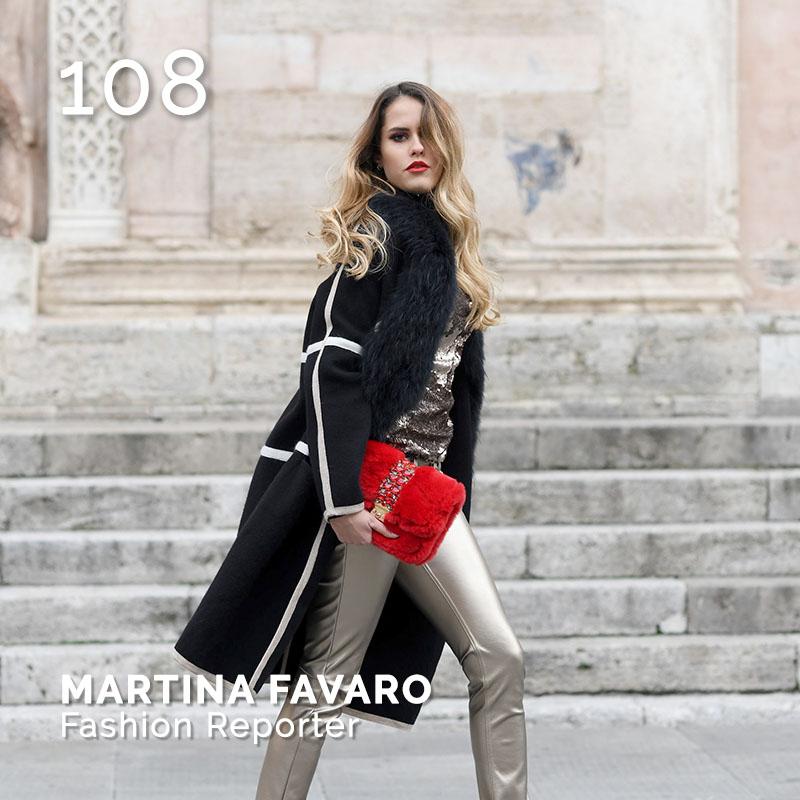 Glamour Affair Vision N.1 | 2019-01 - MARTINA FAVARO Fashion Reporter - pag. 108