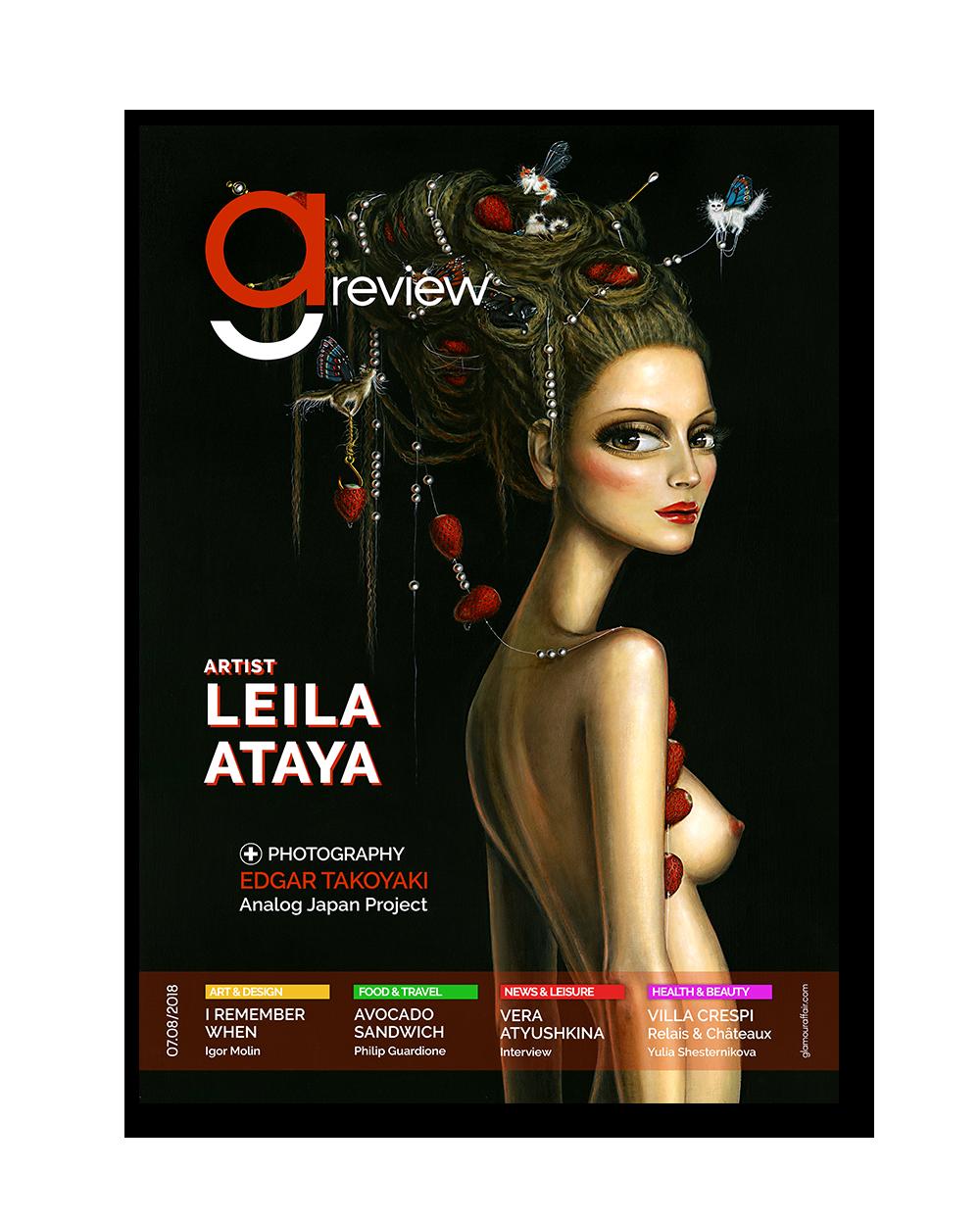 Glamour Affair Review - Luglio/Agosto 2018