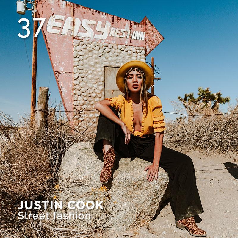 Glamour Affair Vision N.2 | 2019-02 - JUSTIN COOK Street fashion - pag. 37