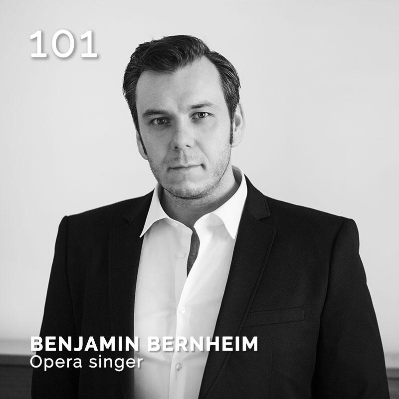 Glamour Affair Vision N.2 | 2019-02 - BENJAMIN BERNHEIM Opera singer - pag. 101