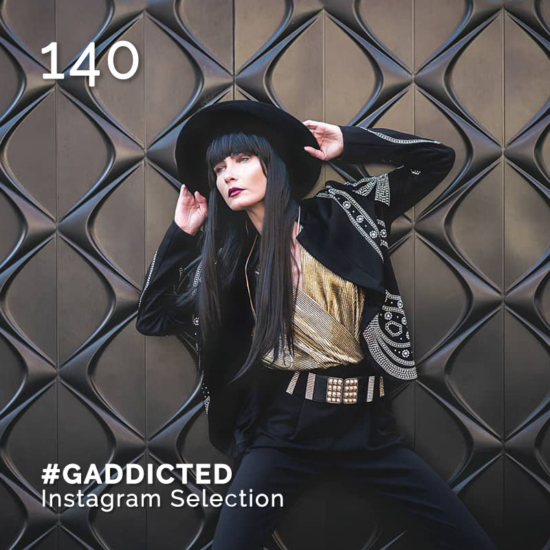 Glamour Affair Vision N.2 | 2019-02 - #GADDICTED Instagram Selection - pag. 140