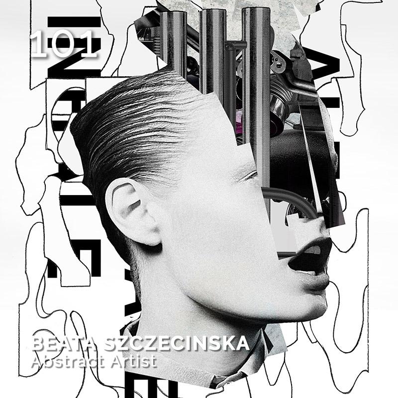 Glamour Affair Vision N.3 | 2019-03 - BEATA SZCZECINSKA Abstract Artist - pag. 101