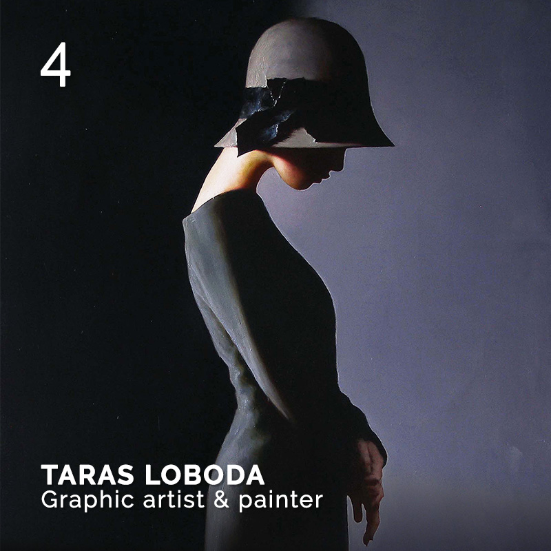 Glamour Affair Vision N.4 | 2019-07.08 - TARAS LOBODA Graphic artist & painter - pag. 4