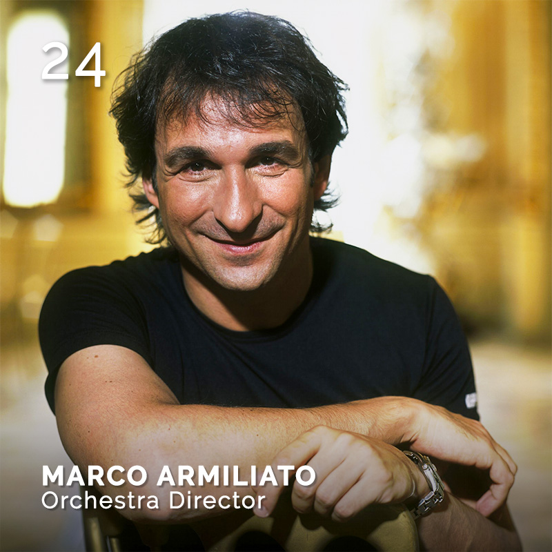 Glamour Affair Vision N.4 | 2019-07.08 - MARCO ARMILIATO Orchestra Director - pag. 24