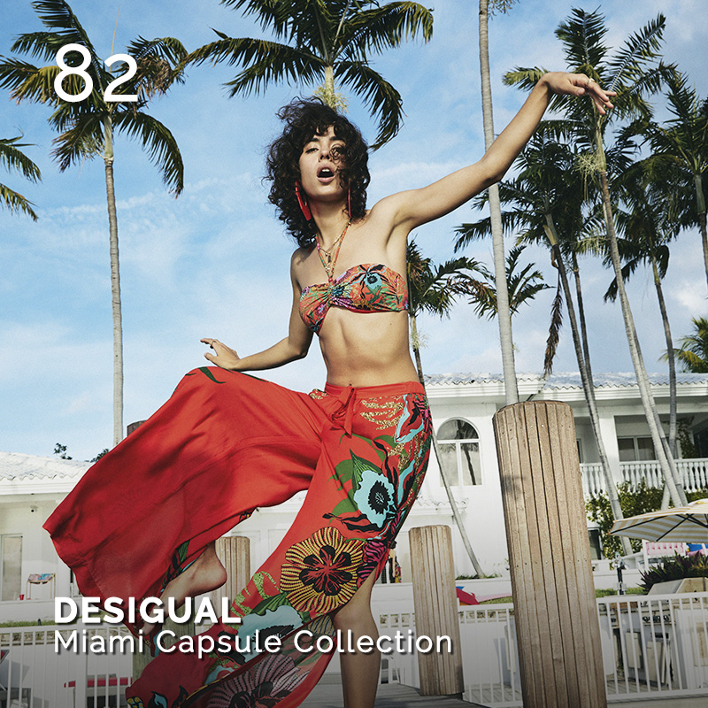 Glamour Affair Vision N.4 | 2019-07.08 - DESIGUAL Miami Capsule Collection - pag. 82