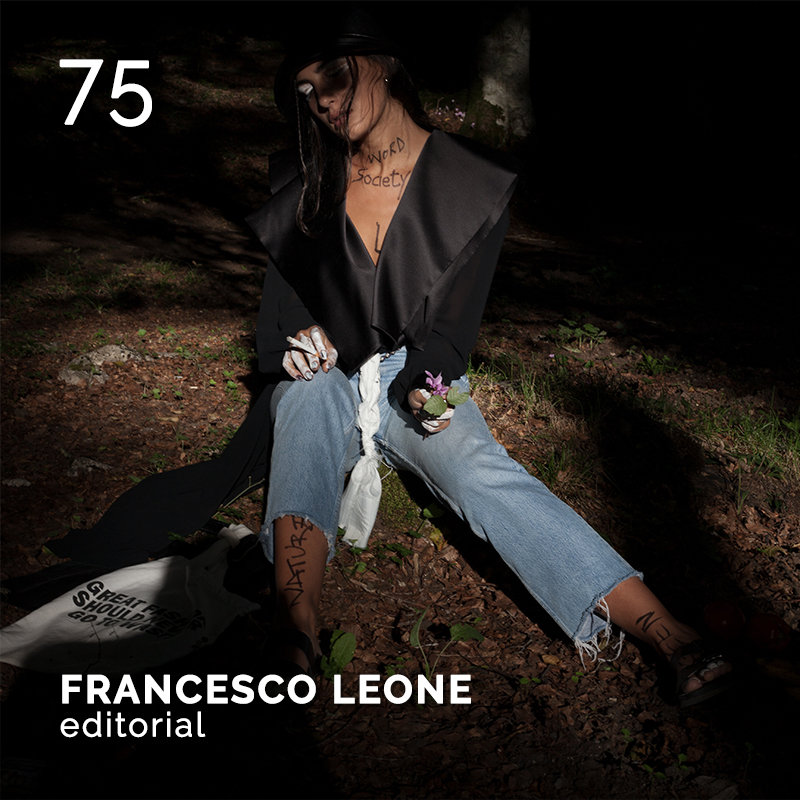 Glamour Affair Vision N.6   2019-11.12 - FRANCESCO LEONE - pag. 75