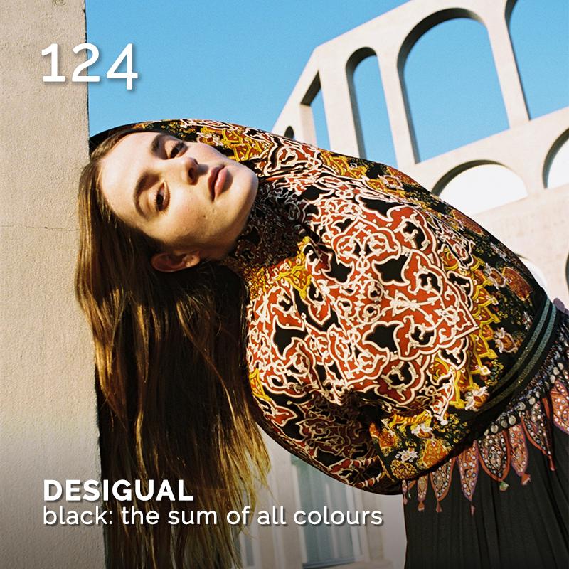 Glamour Affair Vision N.6   2019-11.12 - DESIGUAL - pag. 124